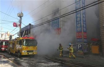 مقتل ما لا يقل عن تسعة أشخاص جراء حريق بمستشفى في تايوان