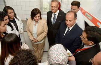 رئيس جامعة الإسكندرية يبحث مع نائبة وزير الزراعة التعاون في مجال التدريب   صور