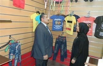 نائب محافظ القاهرة يتفقد سوق الزاوية الحمراء | صور