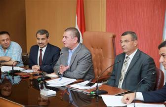محافظ كفر الشيخ  يقرر تشكيل لجنة لبحث مقترحات المستثمرين | صور