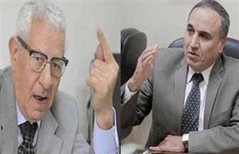 """انتهاء أزمة تأشيرات """"الصحفيين"""" بعد تدخل عبدالمحسن سلامة ومكرم محمد أحمد"""