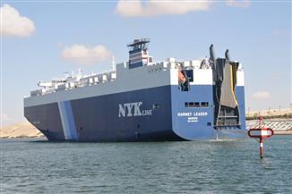 عبور 51 سفينة قناة السويس بحمولة 3 ملايين طن