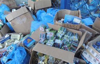 ضبط 12 ألف عبوة مكملات غذائية مهربة ومحظور تداولها بالأسواق في الإسكندرية