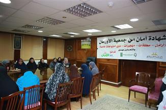 محافظ كفر الشيخ يوزع شهادات أمان و500 كيلو لحوم على الأسر الأكثر احتياجا | صور
