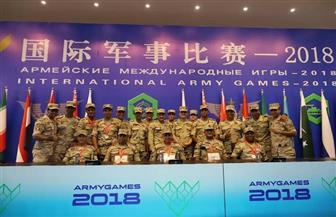 الفرق الحربية المصرية تتفوق في ختام المنافسات الدولية 2018 بروسيا والصين| صور