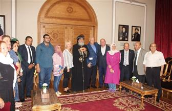 مركز زاهى حواس ينظم برنامجا ثقافيّا للأطفال الروس من القاهرة إلى أسيوط .. والبابا تواضروس يستقبلهم