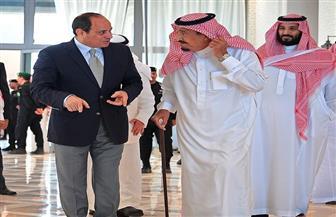 الرئيس السيسي يرسل برقية تهنئة للملك سلمان بمناسبة العيد الوطني السعودي