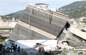 ارتفاع عدد وفيات انهيار الجسر في جنوة إلى 35 قتيلا