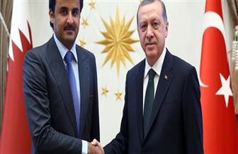 أمير قطر يهرول إلى تركيا لتبديد شكوك أردوغان حول موقف الدوحة بشأن أزمة الليرة