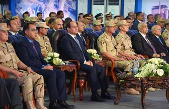 """الرئيس السيسي لـ""""الحكومة"""": رأيت بعيني تعديات على الجزر النيلية.. ويجب إزالتها فورا"""