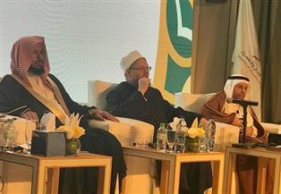 مفتى الجمهورية فى ندوة الحج الكبرى: السعودية كانت حريصة على مواكبة التطور لتقديم كل الخدمات للحجاج