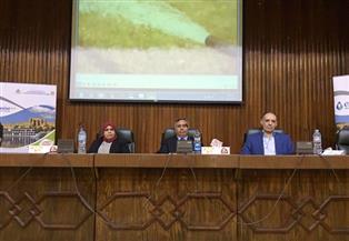 بدء فعاليات المؤتمر الصحفي لعرض نتائج مؤتمر مصر تستطيع بأبناء النيل | صور