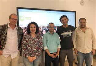 هند جعفر وإسراء مقيدم وكاميليا حسين يفزن بجائزة مشروع قصص القاهرة القصيرة من معهد جوته   صور