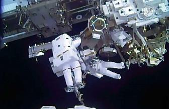 رائدا فضاء روسيان ينهيان مهمة سير في الفضاء استغرقت نحو 8 ساعات