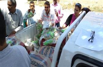 ضبط منتجات غذائية منتهية الصلاحية و10 أطنان أرز مجهول المصدر في أسواق الأقصر | صور