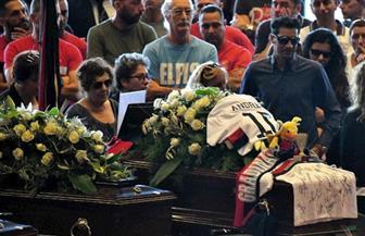 انطلاق جنازة رسمية لعدد من ضحايا انهيار الجسر وغضب في جنوة