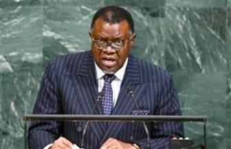 رئيس ناميبيا عن تداول السلطة: يطلبون من الأفارقة ما لا يطلبونه من الآخرين