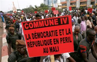 تظاهرة للمعارضة في مالي احتجاجا على إعادة انتخاب كيتا