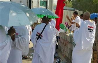 بعثة الحج السياحي: دورات مياه بالطوب لحجاج الاقتصادي والبري لأول مرة