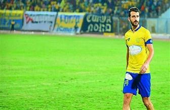 غياب مدافع الإسماعيلي عن مباراة وادي دجلة للإصابة