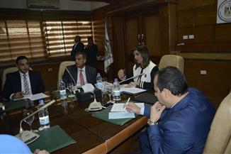 وزيرة الهجرة تتابع تنفيذ توصيات منتدى المصريين بالخارج| صور
