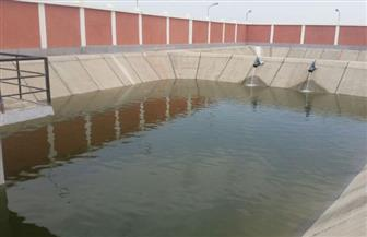 مشروعات توفر المياه لأنشطة مستقبلية حتى عام 2052 وتخدم 20 ألف نسمة بالأقصر | صور