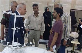 وزير القوى العاملة: تجهيز 10 ورش بمركز تدريب الإسماعيلية بأحدث المعدات | صور