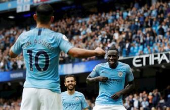 مانشستر سيتي يسحق هدرسفيلد تاون 6/ 1 في الدوري الإنجليزي | شاهد الأهداف