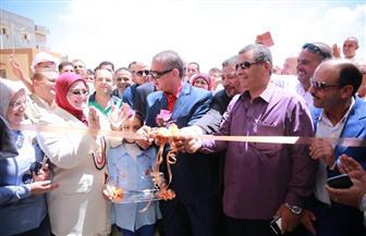 محافظ كفر الشيخ يتسلم 71 مدرسة جديدة | صور
