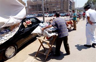 مدير أمن القاهرة يقود حملة أمنية لإزالة الإشغالات بالعاصمة | صور