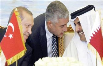 تميم يحاول إنقاذ أردوغان ويسمح بمبادلة العملة مع تركيا لمنع انهيار الليرة