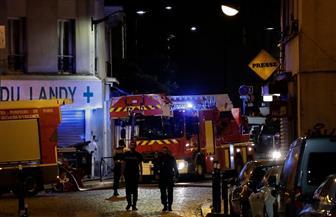 إصابة 7 أشخاص بجروح خطيرة بينهم 5 أطفال في حريق قرب باريس