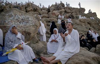 صعيد عرفات الطاهر يستقبل أكثر من مليوني حاج | صور