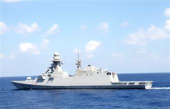 تدريبات بالبحرين الأحمر والمتوسط للبحرية المصرية والإيطالية واليونانية والكورية