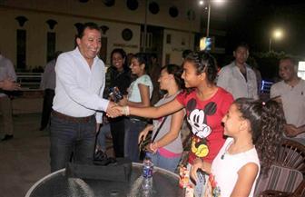 محافظ الأقصر يشهد احتفال التضامن للأطفال الأيتام بمناسبة عيد الأضحى | صور