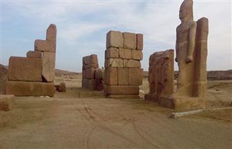 """استعدادات لأمانة """"مستقبل وطن"""" بالشرقية للاحتفال بتطوير المنطقة الأثرية بصان الحجر"""