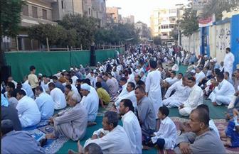 الآلاف يؤدون صلاة عيد الأضحى في 160 ساحة بالفيوم | صور