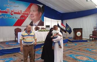 الإفراج عن 2376 سجينا بينهم 627 من الغارمين بمناسبة عيد الأضحى