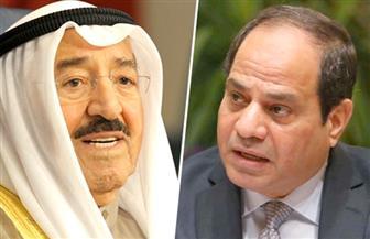 الرئيس السيسي يجري اتصالا هاتفيا بأمير الكويت للتهنئة بعيد الأضحى