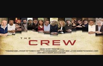 """أحمد حلمى يكشف عن فيلم""""The Crew""""مع عمالقة الفن.. ويوجه رسالة لجمهوره"""