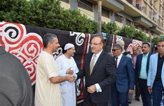أبرز مظاهر الاحتفال بثاني أيام العيد في بني سويف| صور