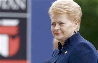 رئيسة ليتوانيا: على الناتو تجنب التوترات والإجراءات الأحادية
