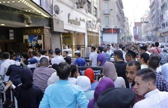 "محمد رمضان: جمهور ""الديزل"" احتل وسط البلد | صور"