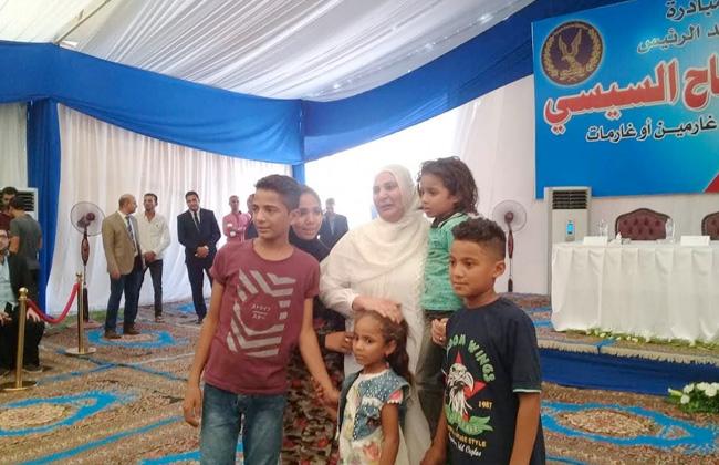 الشهابي: الرئيس السيسي  أراد لم شمل الأسرة المصرية بمبادرة  سجون بلا غارمين  -