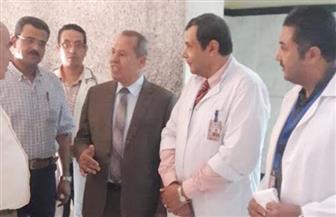 وكيل صحة الدقهلية يتفقد مستشفيات ومراكز طب الأسرة | صور
