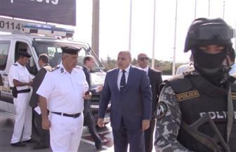 مدير أمن الجيزة يتابع الخدمات الأمنية في ثالث أيام عيد الأضحى | صور
