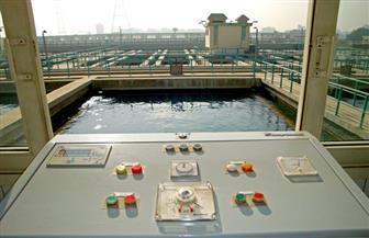 رئيس شركة مياه الجيزة: 8 مشاريع للقضاء على أزمة مياه الشرب بالمحافظة |صور