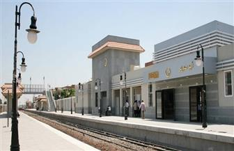 النقل: تطوير وصيانة 156 محطة سكة حديد بإجمالي مليار جنيه  صور