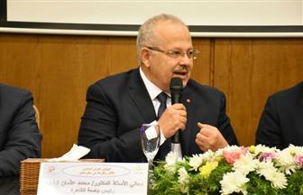 """رئيس جامعة القاهرة: درجة علمية مزدوجة لبكالوريوس """"النانو تكنولوجي"""""""