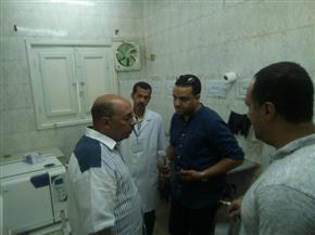 حملات على 23 وحدة صحية و7 مستشفيات مركزية بأسيوط| صور